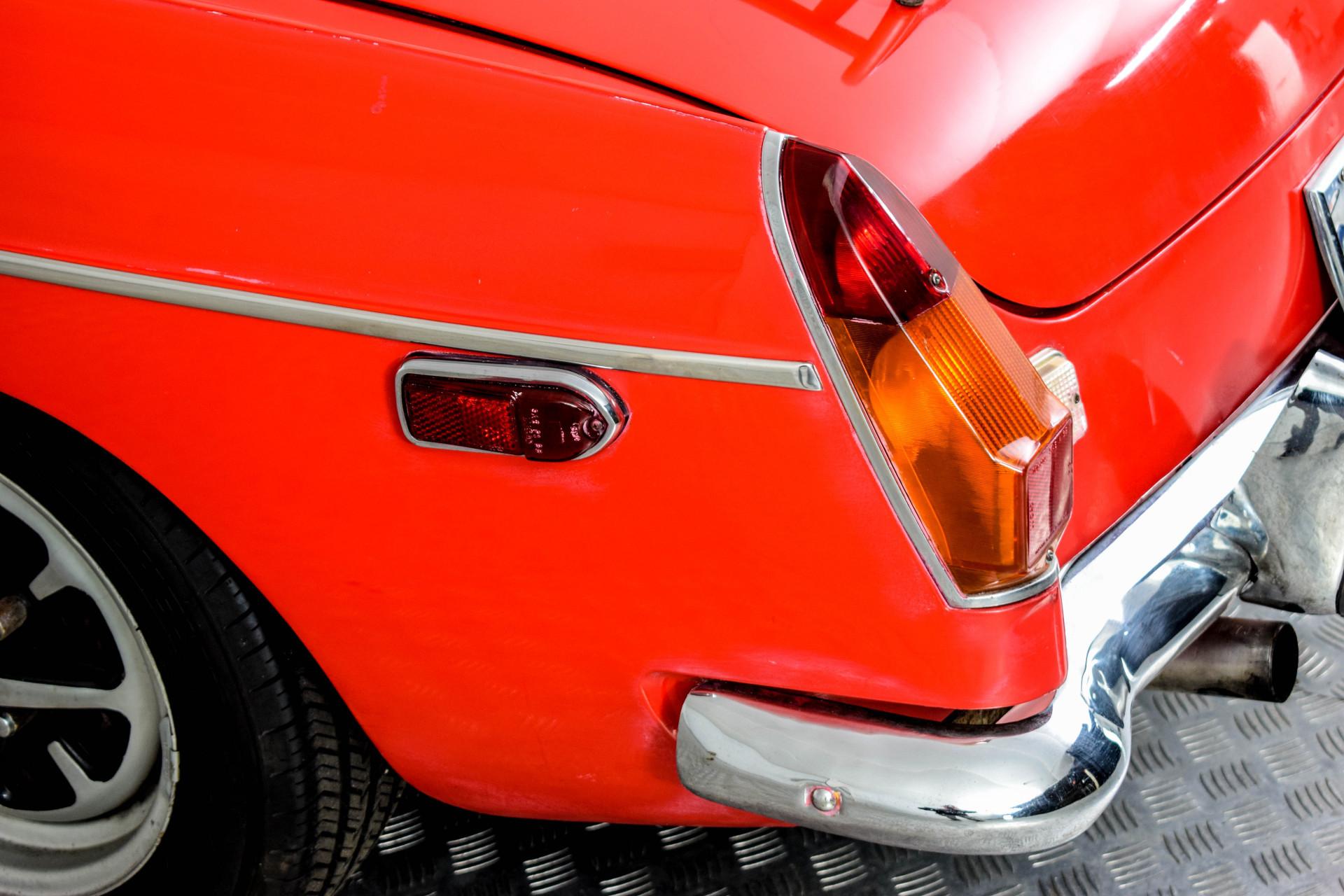 MG B MGB Roadster Foto 23