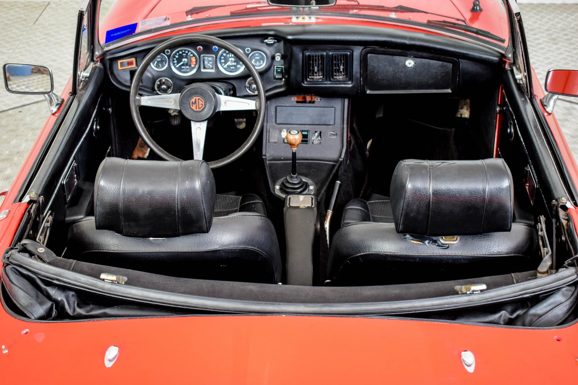 MG B MGB Roadster Foto 29