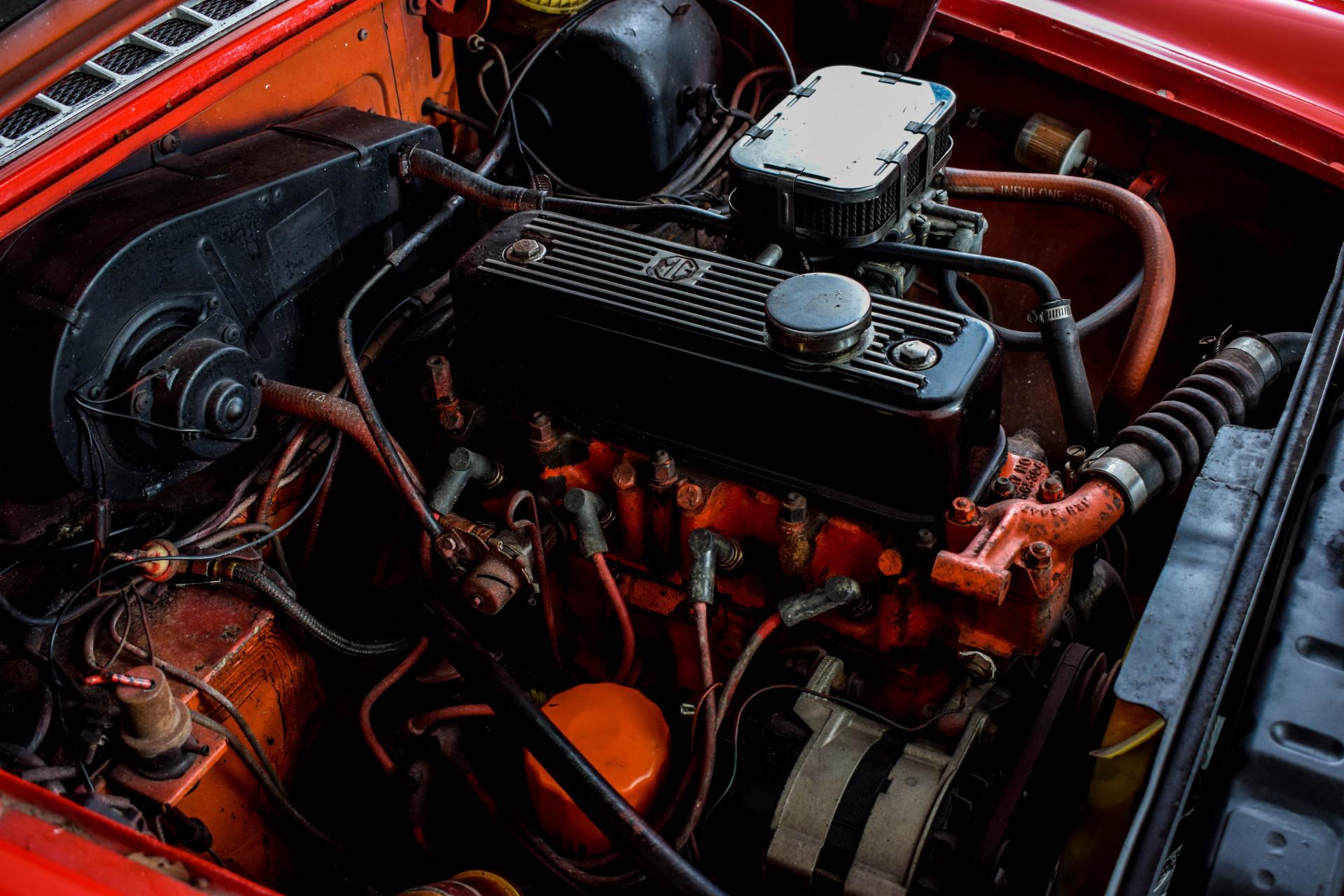 MG B MGB Roadster Foto 51
