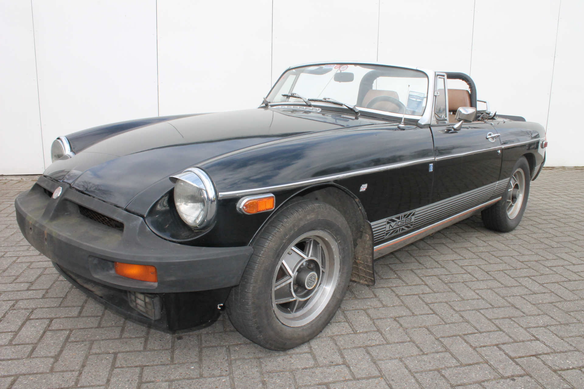 MG B MGB Roadster Limited Edition - Overdrive Foto 1