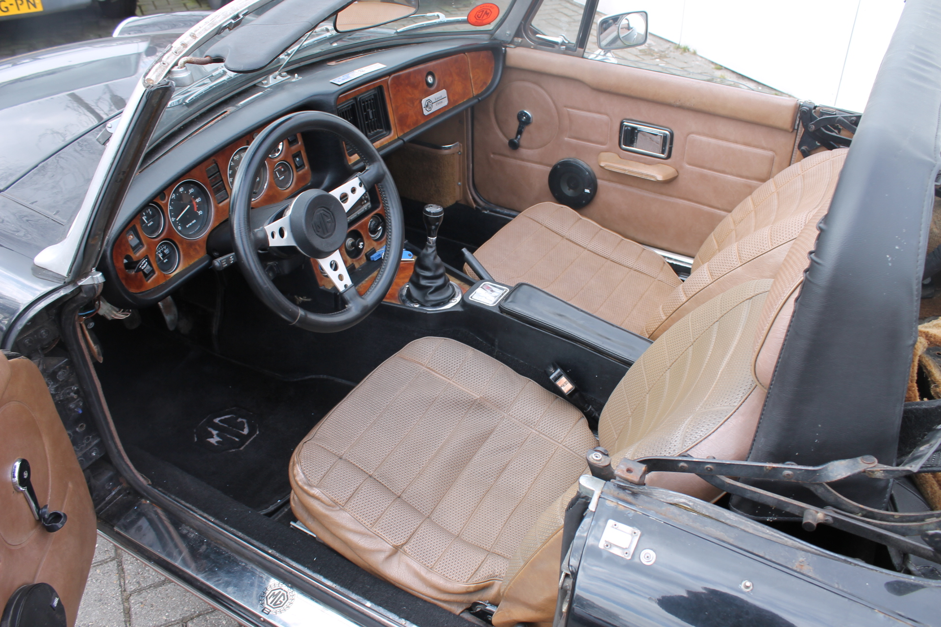 MG B MGB Roadster Limited Edition - Overdrive Foto 3