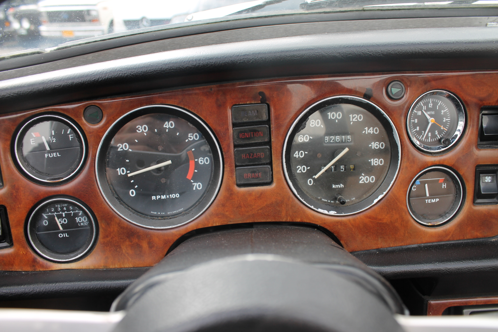 MG B MGB Roadster Limited Edition - Overdrive Foto 5