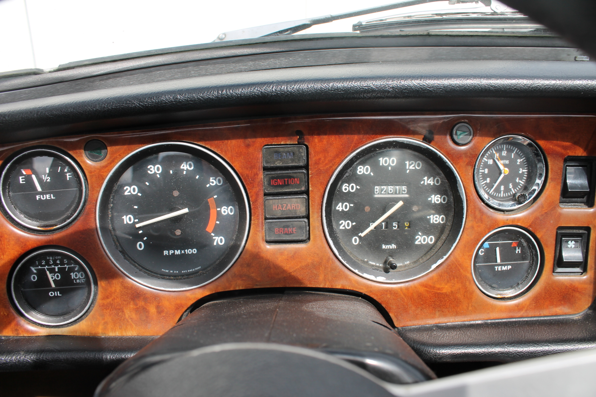 MG B MGB Roadster Limited Edition - Overdrive Foto 7