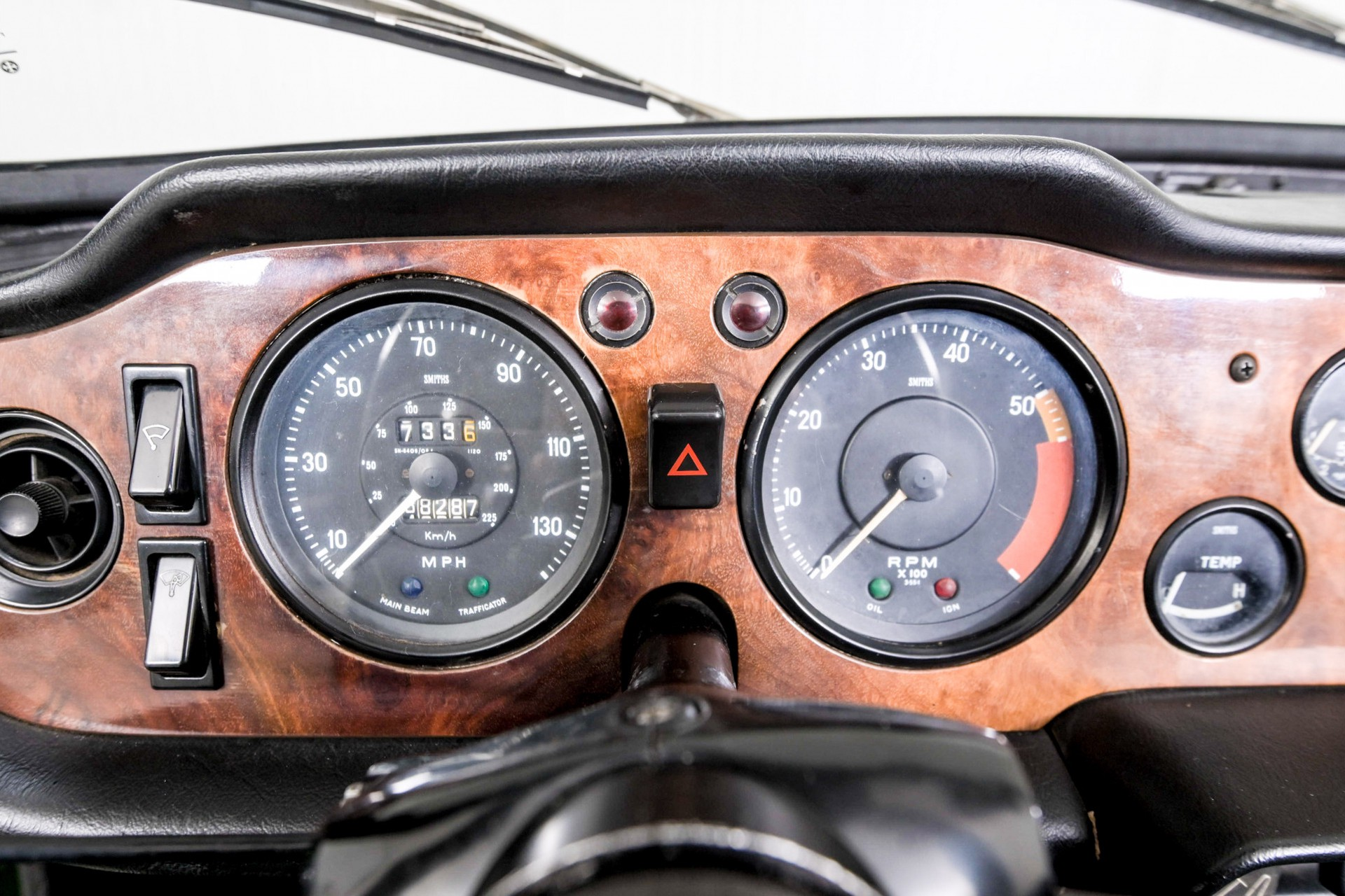 Triumph TR6 Overdrive  Foto 10