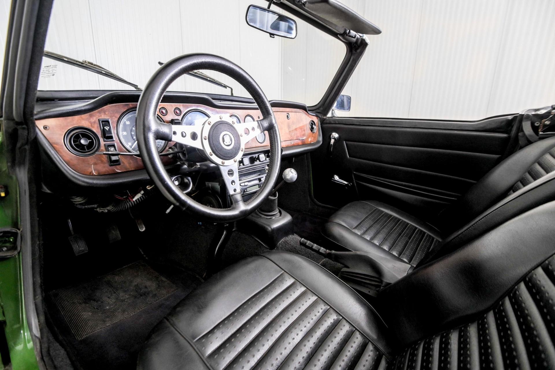 Triumph TR6 Overdrive  Foto 9