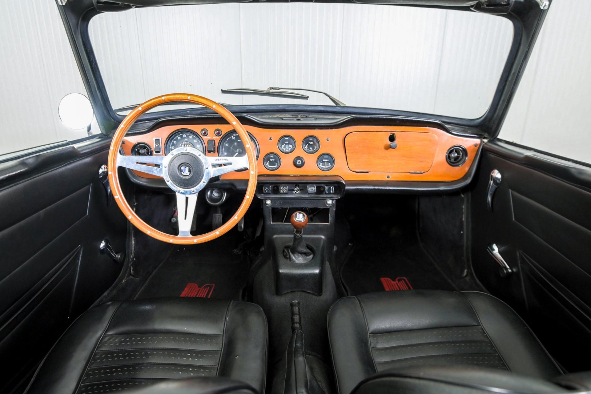 Triumph TR6 PI Overdrive Foto 5