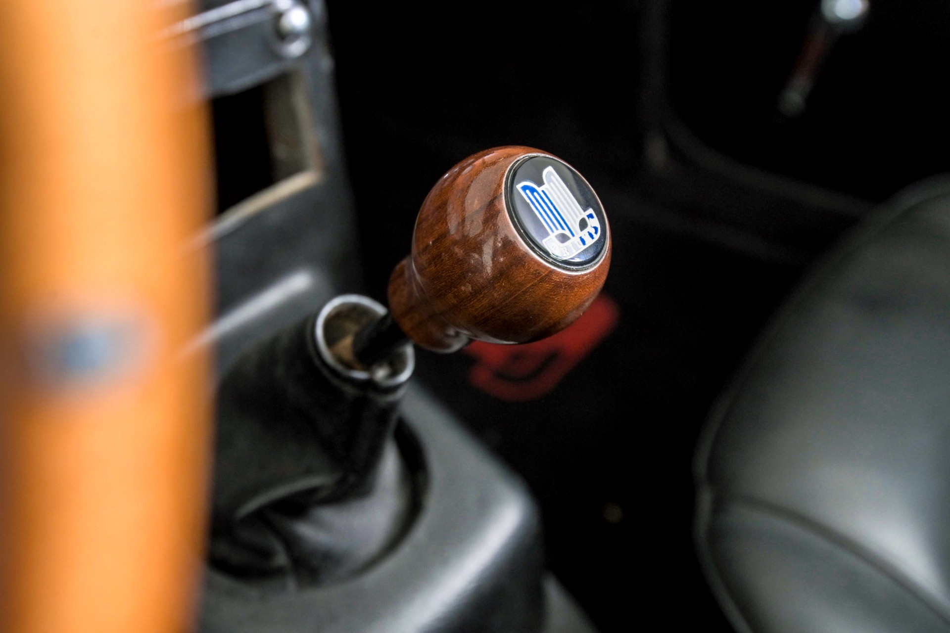 Triumph TR6 PI Overdrive Foto 6