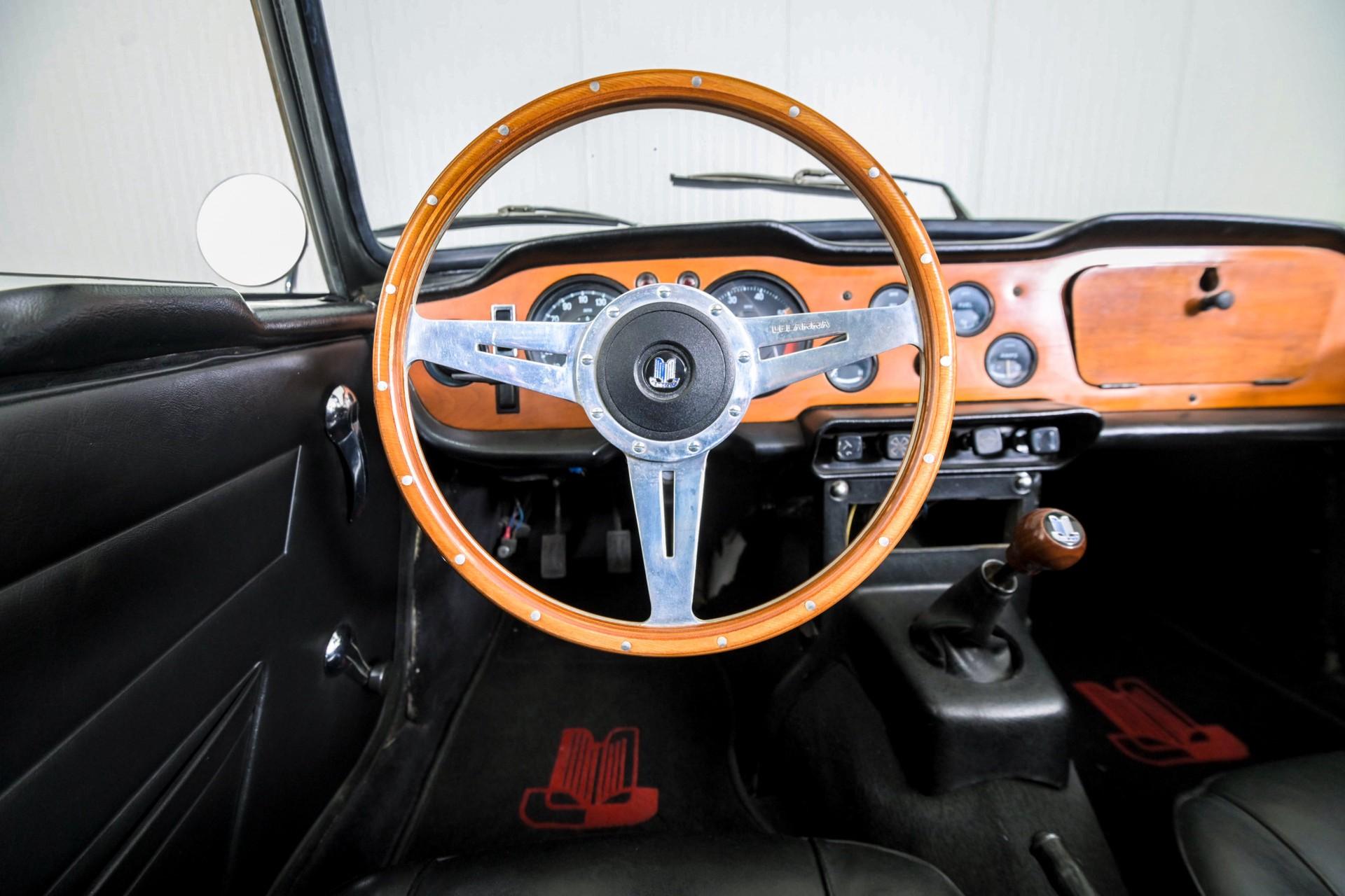 Triumph TR6 PI Overdrive Foto 7