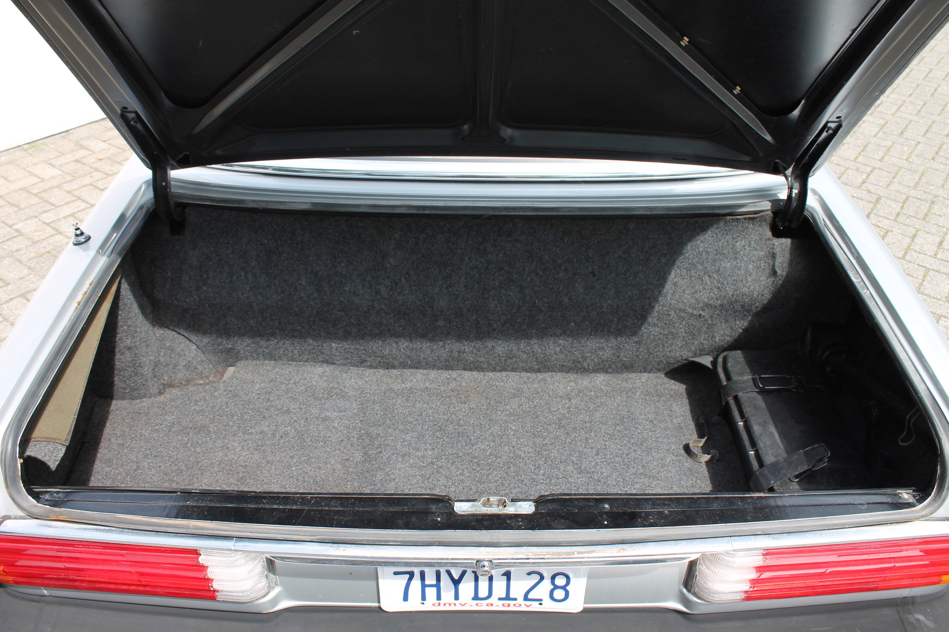 Mercedes-Benz SL-Klasse 450 SL roadster Foto 16
