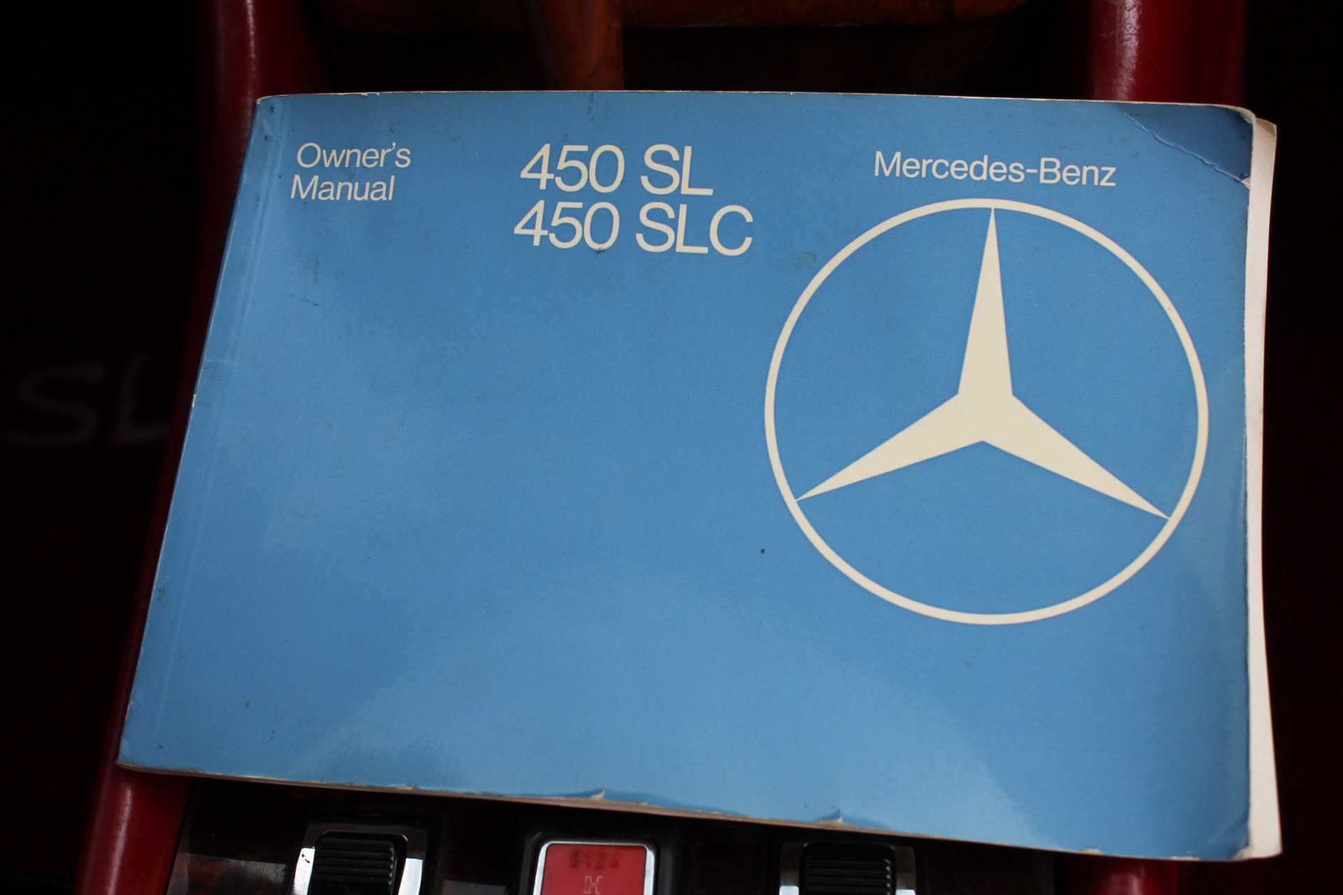 Mercedes-Benz SL-Klasse 450 SL roadster Foto 17