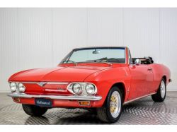 Chevrolet Corvair Convertible thumbnail 11