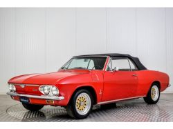 Chevrolet Corvair Convertible thumbnail 22