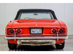 Chevrolet Corvair Convertible thumbnail 4