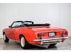 Chevrolet Corvair Convertible thumbnail 6