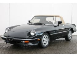 Alfa Romeo Spider 2.0 Injection Aerodinamica thumbnail 1