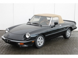 Alfa Romeo Spider 2.0 Injection Aerodinamica thumbnail 11