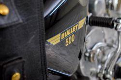 ROYAL ENFIELD  Tour BULLET 500 slechts 1965 KM! thumbnail 10