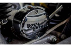 ROYAL ENFIELD  Tour BULLET 500 slechts 1965 KM! thumbnail 35