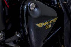 ROYAL ENFIELD  Tour BULLET 500 slechts 1965 KM! thumbnail 38