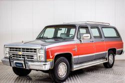 Chevrolet Silverado Suburban thumbnail 1