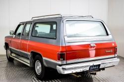 Chevrolet Silverado Suburban thumbnail 14