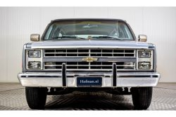 Chevrolet Silverado Suburban thumbnail 3