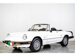 Alfa Romeo Spider Graduate Injection thumbnail 1