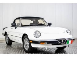 Alfa Romeo Spider Graduate Injection thumbnail 21