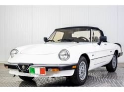 Alfa Romeo Spider Graduate Injection thumbnail 23