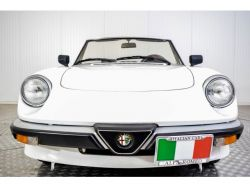 Alfa Romeo Spider Graduate Injection thumbnail 32