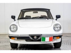 Alfa Romeo Spider Graduate Injection thumbnail 7