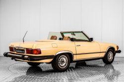 Mercedes-Benz SL-Klasse Roadster 380 SL thumbnail 11