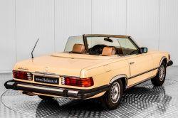 Mercedes-Benz SL-Klasse Roadster 380 SL thumbnail 15