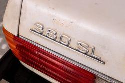 Mercedes-Benz SL-Klasse 380 SL Roadster thumbnail 19