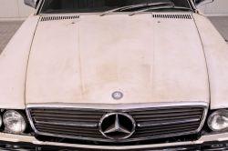 Mercedes-Benz SL-Klasse 380 SL Roadster thumbnail 22
