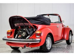 Volkswagen Kever Cabriolet 1303 injection Karmann thumbnail 11