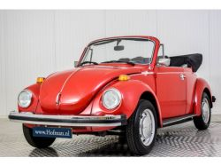 Volkswagen Kever Cabriolet 1303 injection Karmann thumbnail 13
