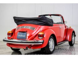 Volkswagen Kever Cabriolet 1303 injection Karmann thumbnail 14
