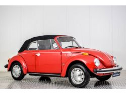 Volkswagen Kever Cabriolet 1303 injection Karmann thumbnail 15