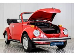 Volkswagen Kever Cabriolet 1303 injection Karmann thumbnail 20