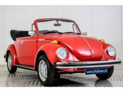 Volkswagen Kever Cabriolet 1303 injection Karmann thumbnail 22