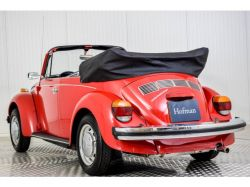 Volkswagen Kever Cabriolet 1303 injection Karmann thumbnail 23
