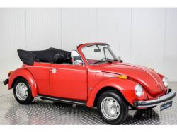 Volkswagen Kever Cabriolet 1303 injection Karmann thumbnail 27
