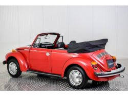 Volkswagen Kever Cabriolet 1303 injection Karmann thumbnail 28