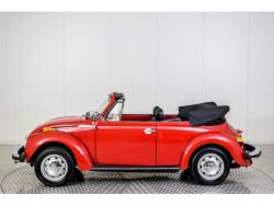 Volkswagen Kever Cabriolet 1303 injection Karmann thumbnail 8