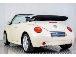 Volkswagen New Beetle Cabriolet 2.0 HIGHLINE thumbnail 4