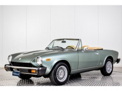 Fiat 124 Spider 2000 injection thumbnail 1