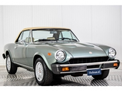 Fiat 124 Spider 2000 injection thumbnail 13