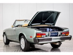 Fiat 124 Spider 2000 injection thumbnail 17
