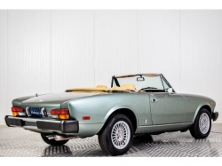 Fiat 124 Spider 2000 injection thumbnail 2